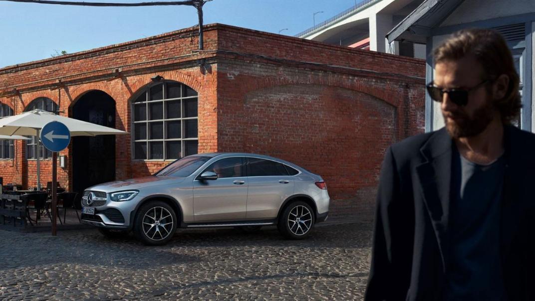 Mercedes-Benz GLC-Class Coupe 2020 Exterior 006