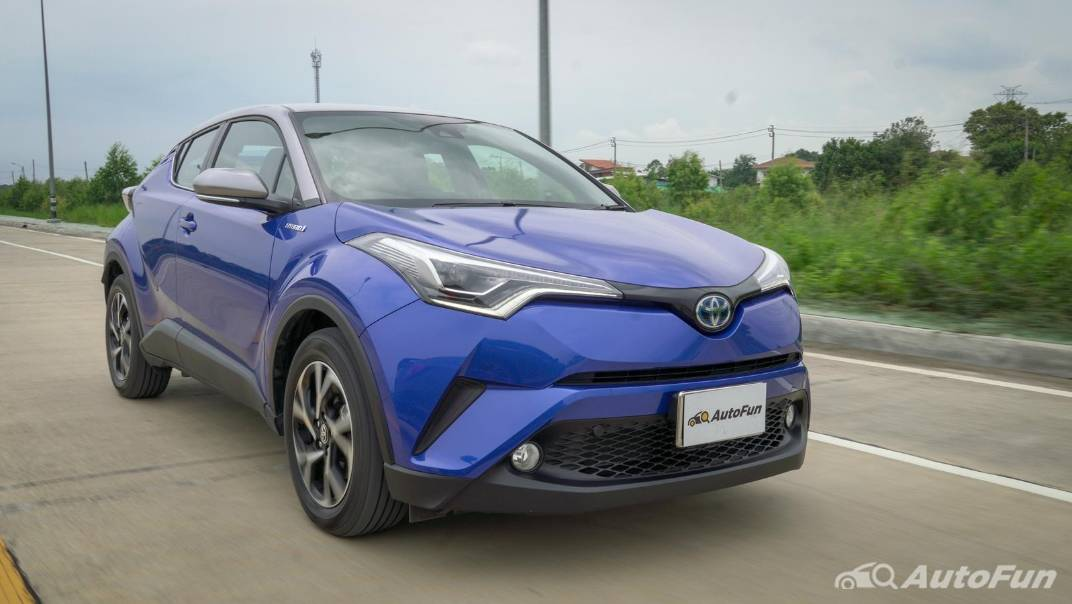 2021 Toyota C-HR Hybrid Premium Safety Exterior 018