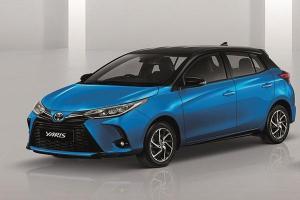 2020 Toyota Yaris Minorchange แฮทช์แบ็คยอดฮิตพร้อม 5 สิ่งใหม่ที่เปลี่ยนไป