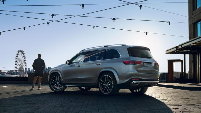 รีวิว 2020 Mercedes-Benz GLS 350d เอสยูวีซูเปอร์พรีเมียมค่าตัว 8.859 ล้านบาท 02
