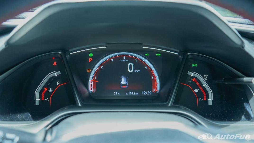 2020 Honda Civic 1.5 Turbo RS Interior 069