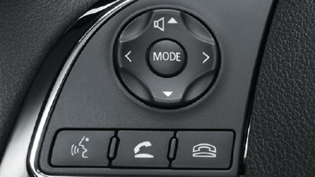 Mitsubishi Attrage 2020 Interior 002