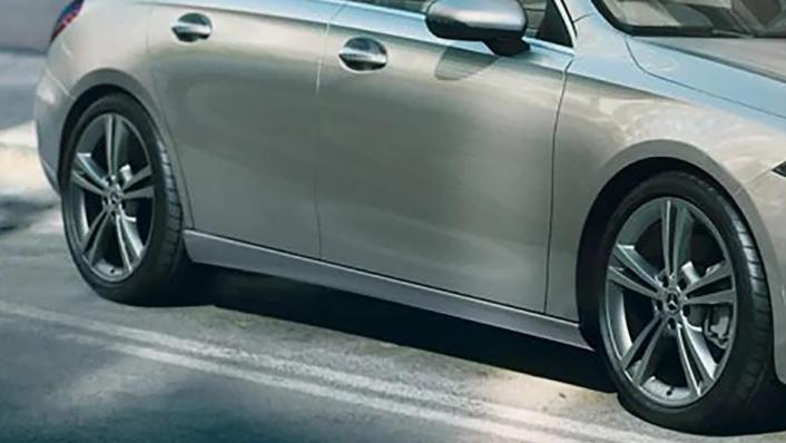 Mercedes-Benz A-Class Public 2020 Exterior 003