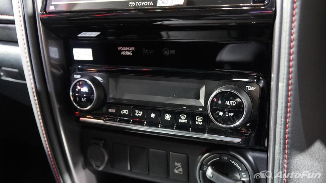 2021 Toyota Fortuner 2.8 GR Sport 4WD Interior 018