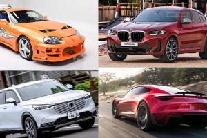 ยอดจอง2021 Honda HR-V ในญี่ปุ่นเกือบ 3 หมื่นภายในสองเดือน | หลุดภาพเรนเดอร์ 2022 BMW X4 รุ่นปรับโฉม | 2022 Tesla Roadster เร่ง 0-96 กม./ชม.ใน 1.1 วินาที | Toyota Supra ที่เข้าฉาก Fast & Furious กำลังออกประมูลในเดือนหน้า