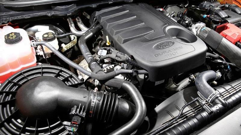 กระเป๋ายังไม่ฉีก คำนวณค่าซ่อม Ford Ranger และ  Raptor หลังจาก 90,000 กิโล 02