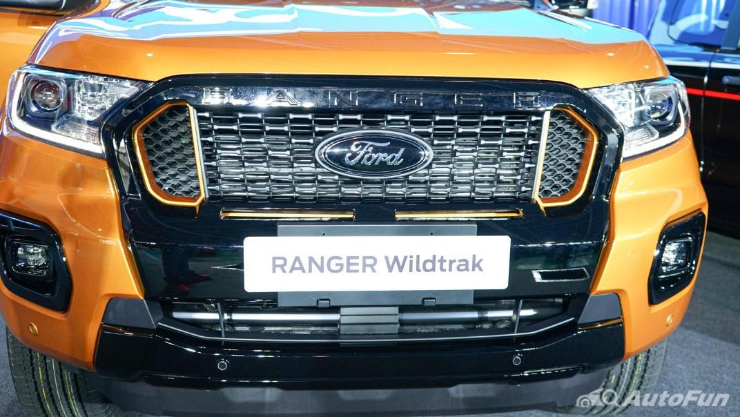 2021 Ford Ranger Wildtrak Exterior 014