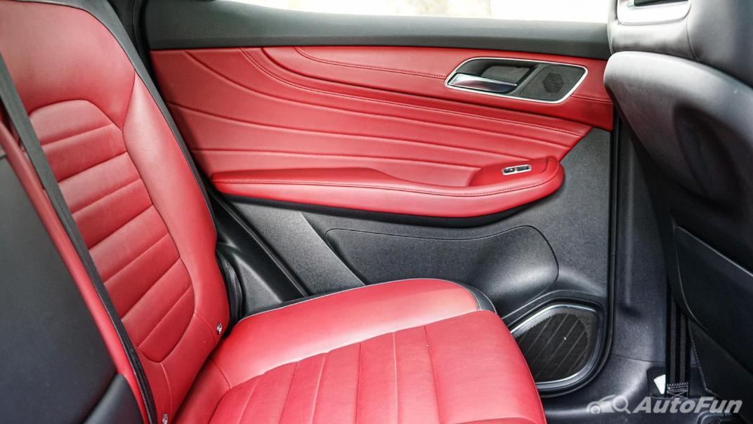 2020 MG HS 1.5 Turbo X Interior 039