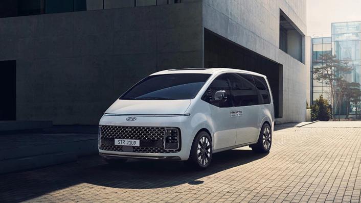 2021 Hyundai Sratia Exterior 007