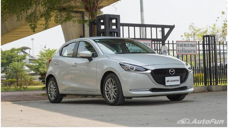 ใครจะซื้อยั้งมือไว้ก่อน! 2022 Mazda 2 ใหม่มีไฮบริดชัวร์ปีหน้า รถไฟฟ้าตามมาเร็ว ๆ นี้ 02