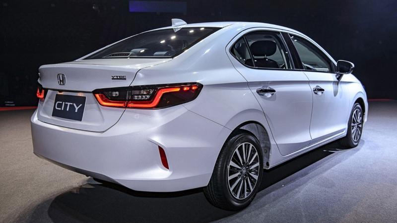 2020 All-New Honda City 2020 ฮอนด้า ซิตี้