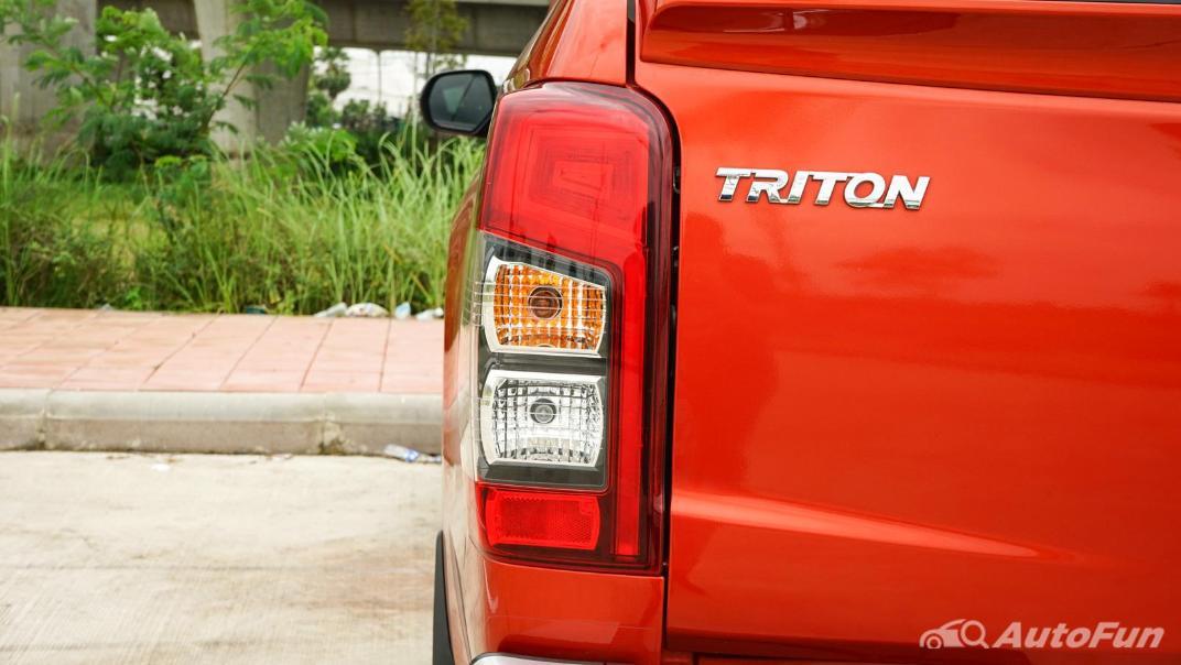 2020 Mitsubishi Triton Double Cab 4WD 2.4 GT Premium 6AT Exterior 021