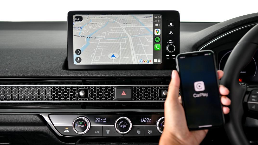 2022 Honda Civic RS Interior 064