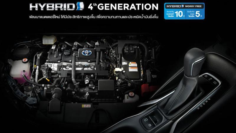 ส่องข้อดีข้อด้อย Toyota Corolla Altis Hybrid ก่อนตัดสินใจเป็นเจ้าของ 02