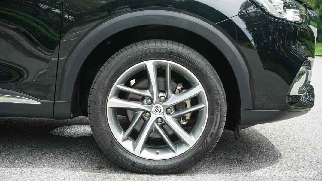 2020 MG HS 1.5 Turbo X Exterior 035