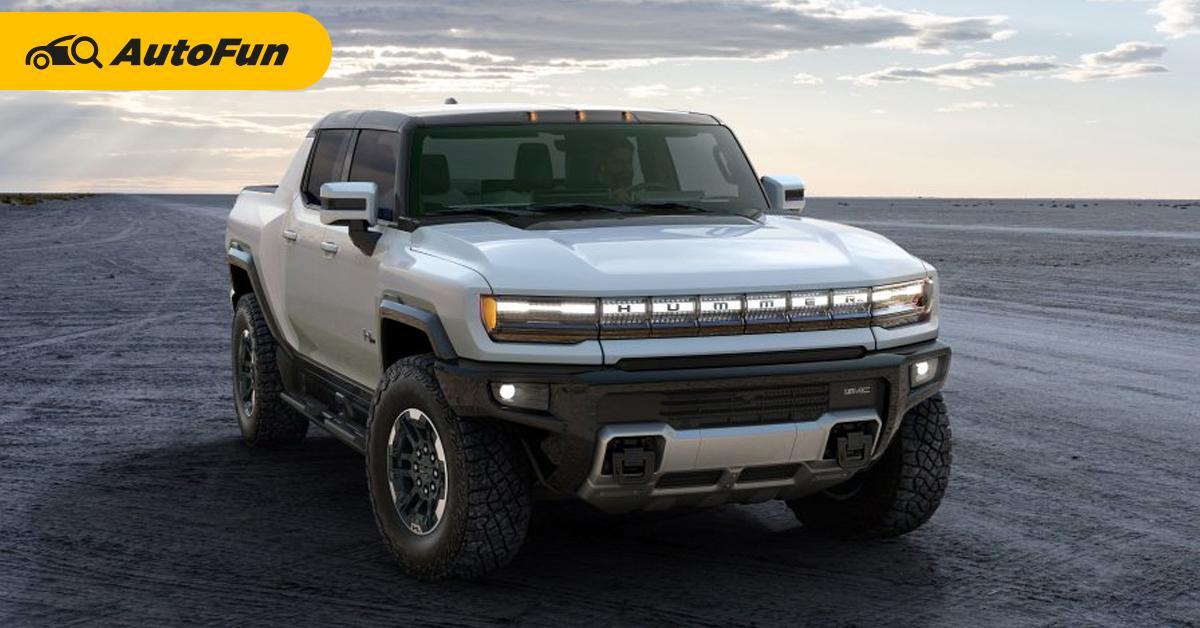 General Motors ประกาศทำตลาดรถกระบะไฟฟ้า – สนไหมถ้ากลับมาเมืองไทย? 01
