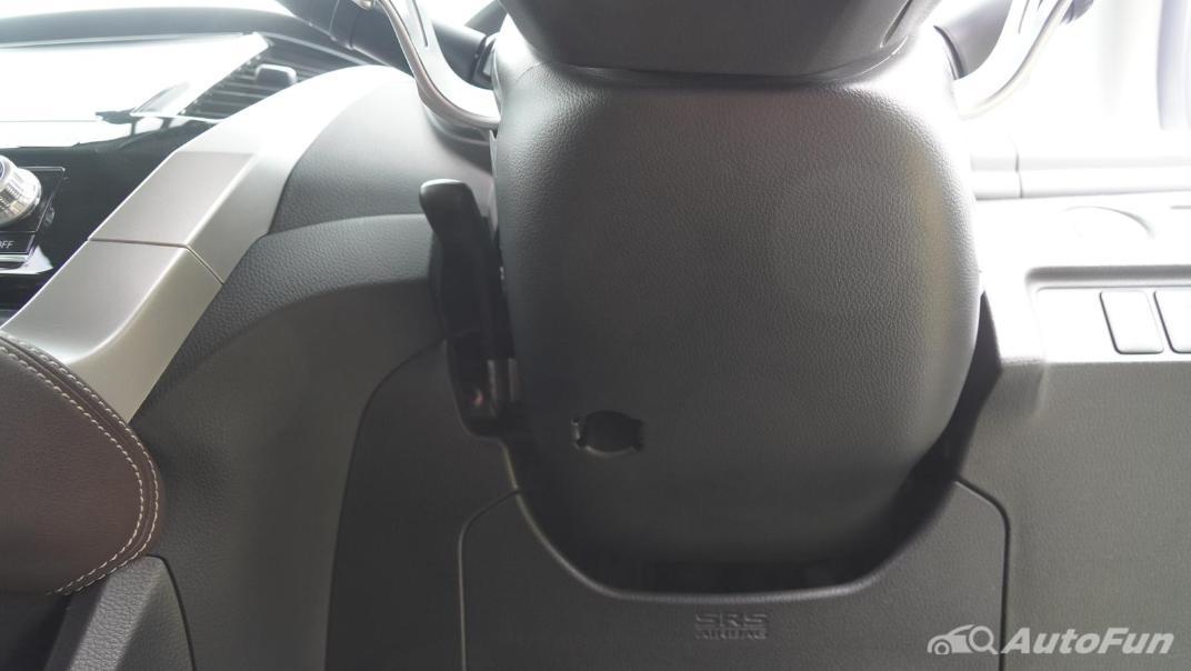 2020 Mitsubishi Pajero Sport 2.4D GT Premium 4WD Elite Edition Interior 011