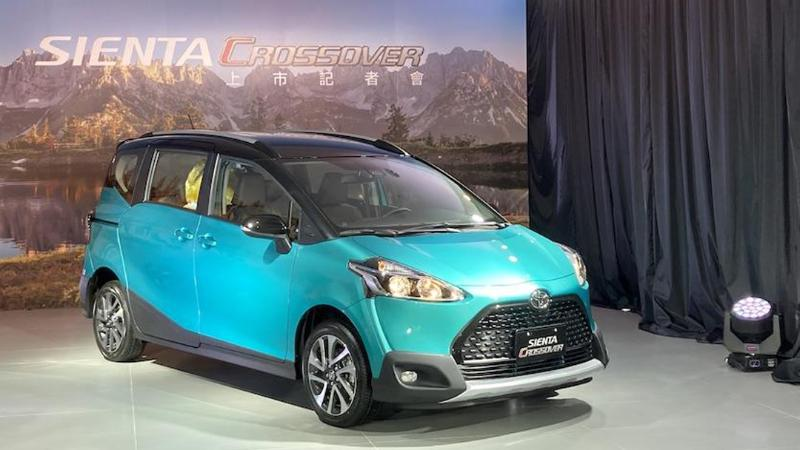 คู่แข่งมีหนาว 2021 Toyota Sienta Crossover เพิ่มความอเนกประสงค์ ถ้ามาไทยขายดีแน่! 02