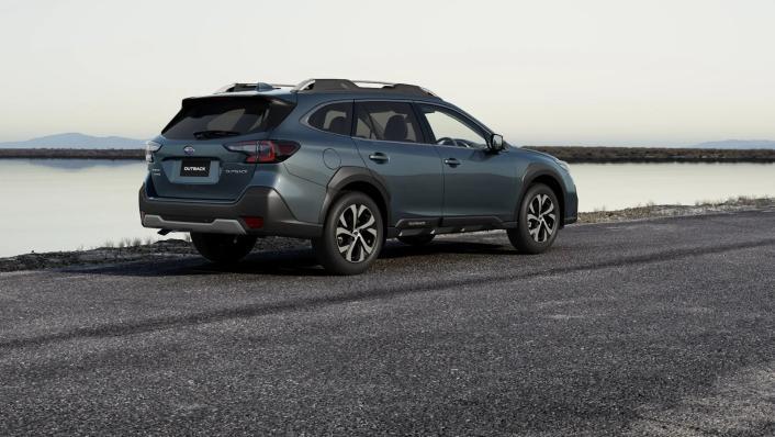 2021 Subaru Outback 2.5i-T EyeSight Exterior 005