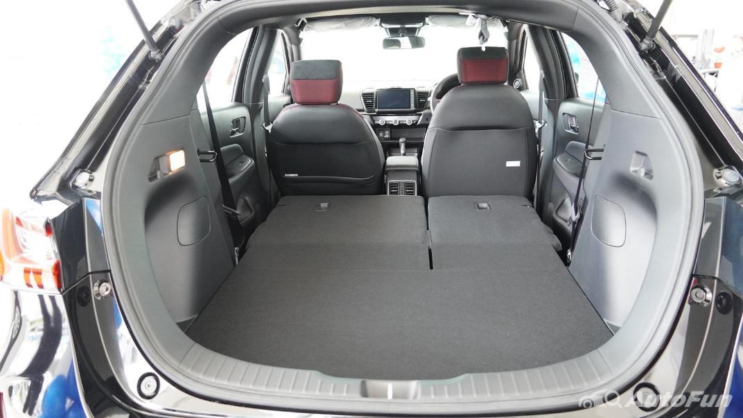 2021 Honda City Hatchback e:HEV RS Interior 100