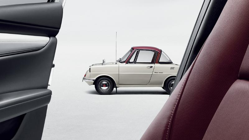 เปิดตัว 2020 Mazda 2, 3 และ CX-30 เวอร์ชั่นพิเศษฉลอง 100 ปี ตัวถังสีขาวภายในสีแดง เคาะแพงขึ้นเกือบ 4 หมื่นบาท 02