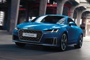 รีวิว 2020 Audi TT Coupe รถสปอร์ตเพื่อการใช้งานในชีวิตประจำวัน