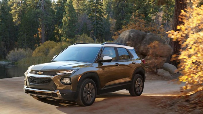 Chevrolet Trailblazer 2020 Exterior 001