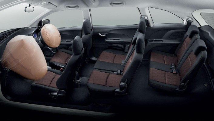 Honda Mobilio 2020 Interior 003