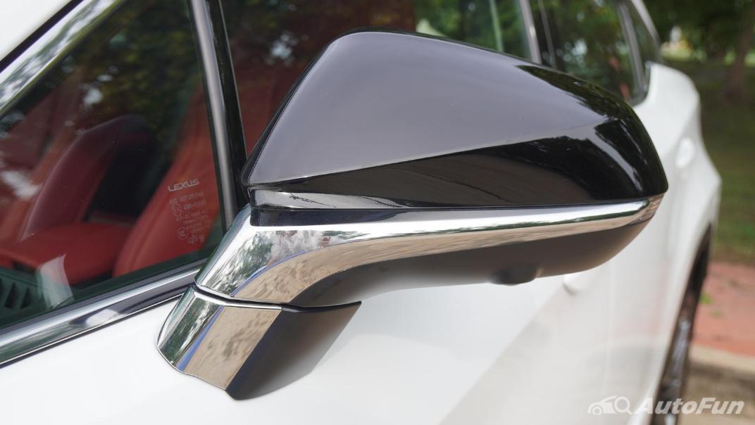 2020 Lexus RX 3.5 350 F Sport Exterior 043