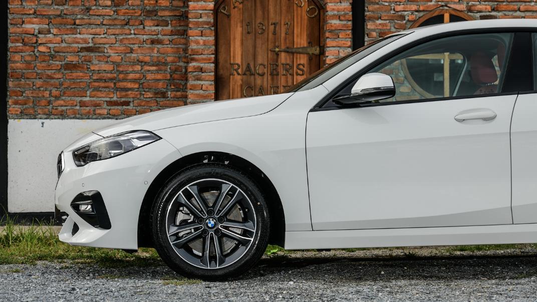 2021 BMW 2 Series Gran Coupe 220i Sport Exterior 020