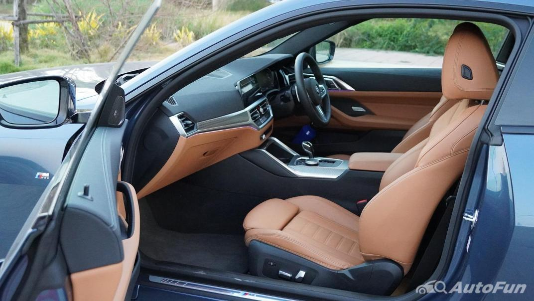2020 BMW 4 Series Coupe 2.0 430i M Sport Interior 037