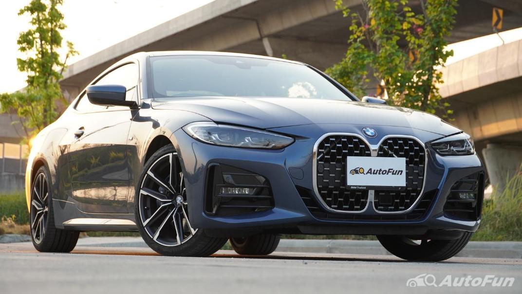 2020 BMW 4 Series Coupe 2.0 430i M Sport Exterior 051