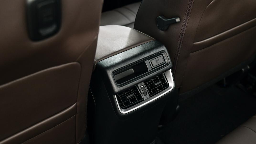 2021 Mazda BT-50 Double cab Upcoming Version Interior 009