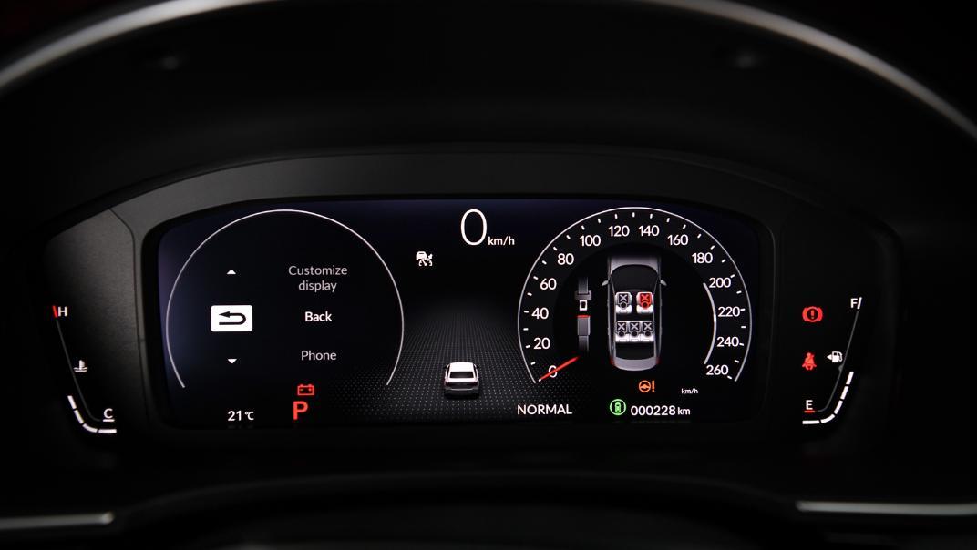 2022 Honda Civic RS Interior 020