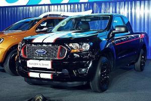 ชมคันจริง 2021 Ford Ranger ไมเนอร์เชนจ์ทุกรุ่นย่อย แต่งซิ่งใหม่ ปรับเกียร์แกร่งขึ้นแล้ว