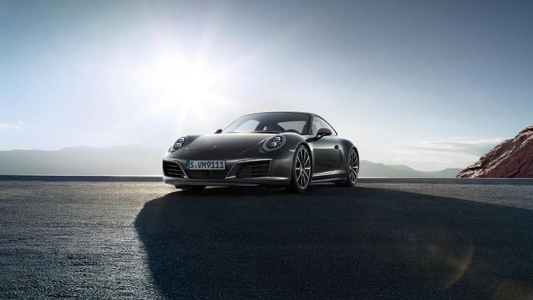 Porsche 911 2020 Exterior 015