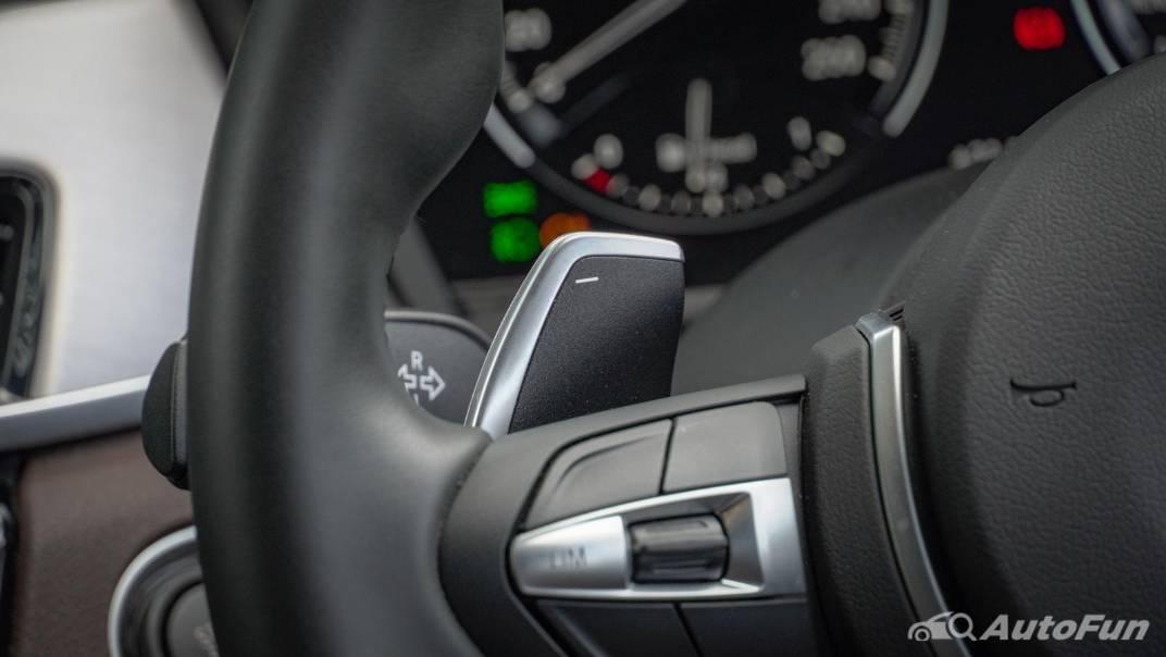 2021 BMW X1 2.0 sDrive20d M Sport Interior 005