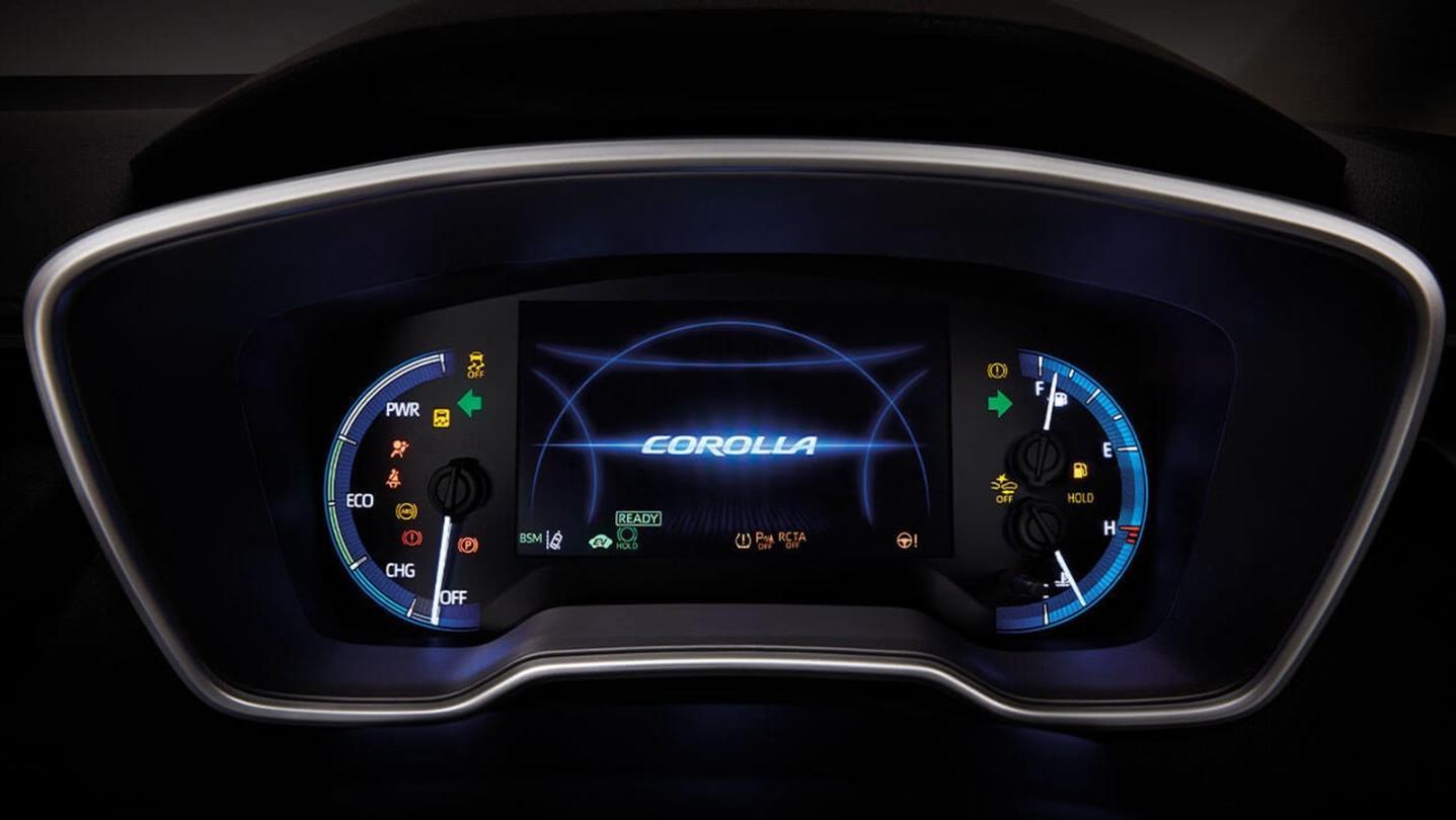 Toyota Corolla-Altis 2020 Interior 003