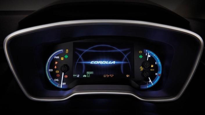 Toyota Corolla-Altis Public 2020 Interior 003