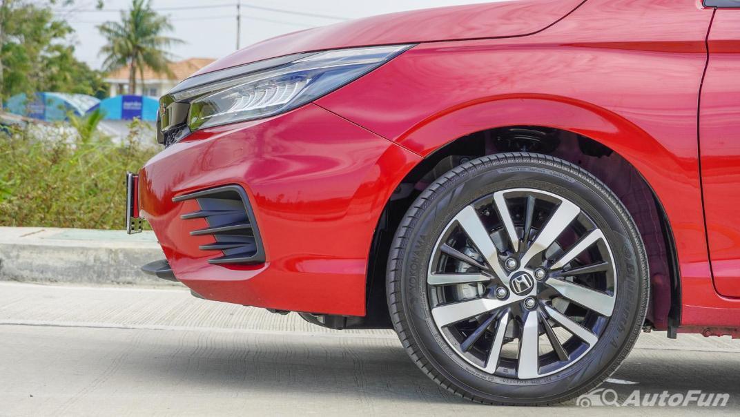 2021 Honda City e:HEV RS Exterior 042