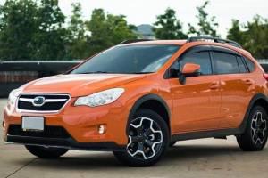 Subaru XV มือสอง รถดี ขับเยี่ยม ราคาน่าคบหา มีอะไรให้ติอีกไหมนอกจากศูนย์น้อย