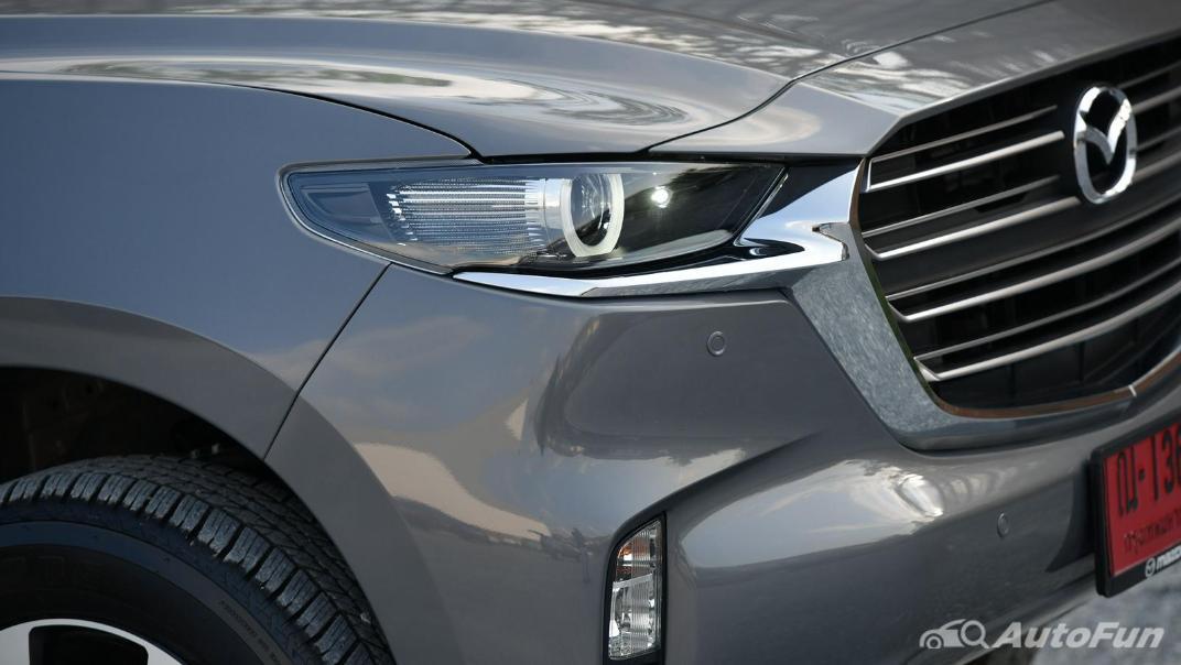 2021 Mazda BT-50 Pro Double Cab 3.0 SP 6AT 4x4 Exterior 008