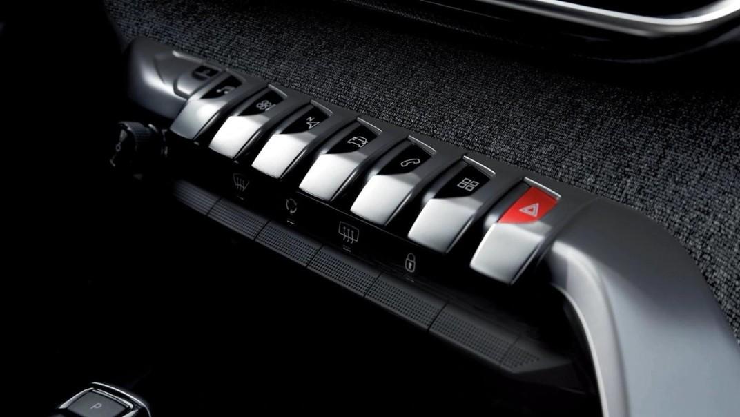 Peugeot 3008 2020 Interior 004