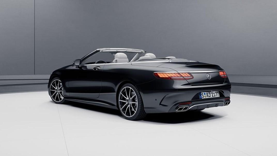 Mercedes-Benz S-Class Cabriolet 2020 Exterior 014