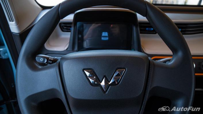 2020 Wuling Mini EV Interior 003
