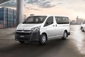Review: 2020 Toyota Hiace รถตู้ยอดนิยมของคนไทย