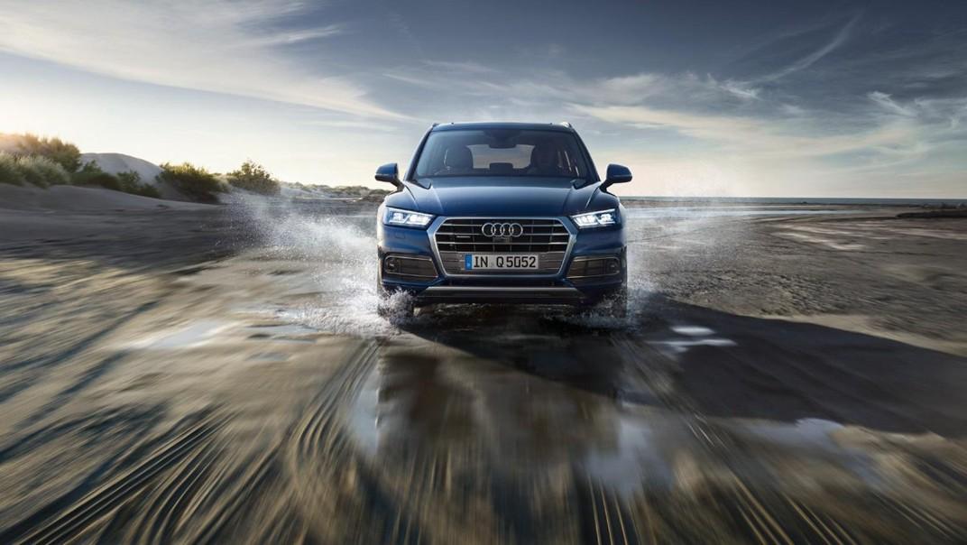 Audi Q5 2020 Exterior 001