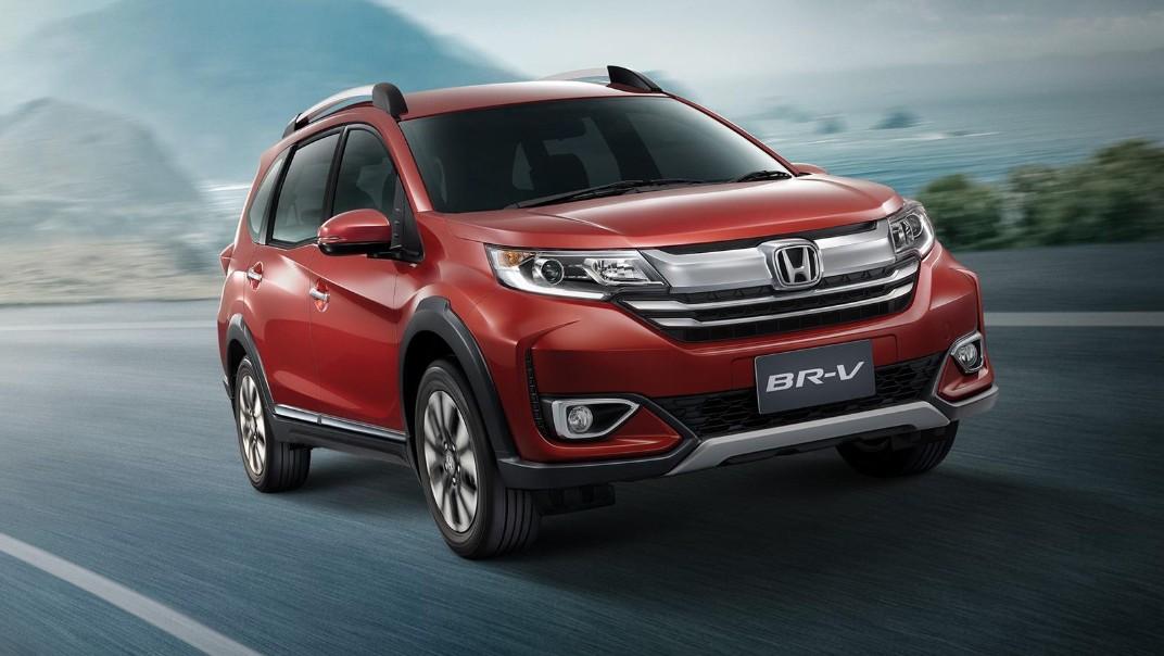 Honda BR-V 2020 Exterior 017