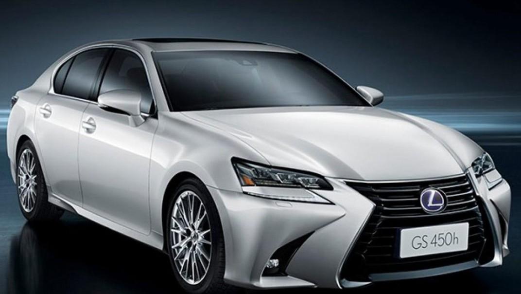 Lexus GS Public 2020 Exterior 004