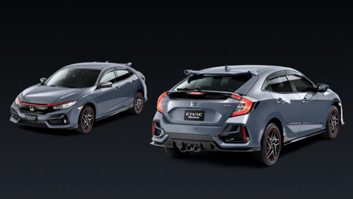 Honda Civic Hatchback 2020 Exterior 001